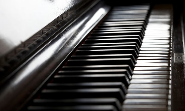 I'm going back to piano lessons – but not to pass exams