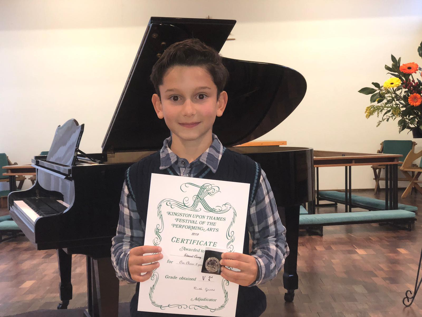 Another success at the Kingston Festival of the Performing Arts