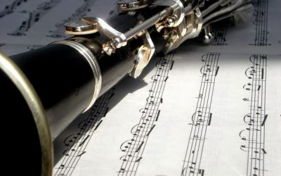 Clarinet at the Creative Chords School of Music