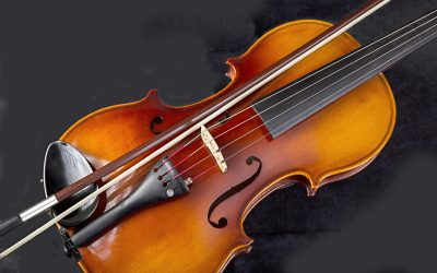 Violin at the Creative Chords School of Music